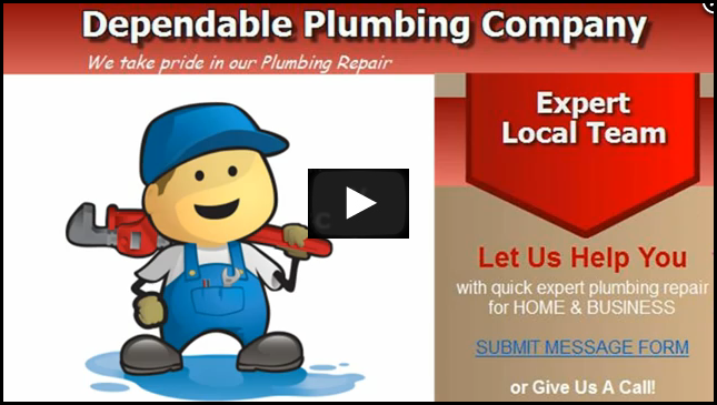 Dependable Plumbing Company introduction video