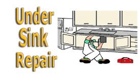 Under Sink Repairs