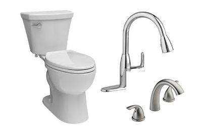 Plumbing Fixture Installs