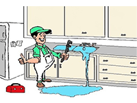 Kitchen Sink Repairs or Replace