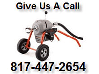 Drain Cleaning Machine with phone number