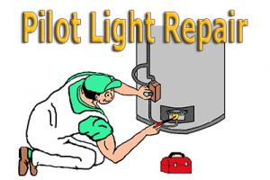 pilot light repair