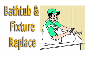 Bathtub Replace