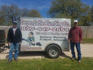 Dependable Plumbing Family