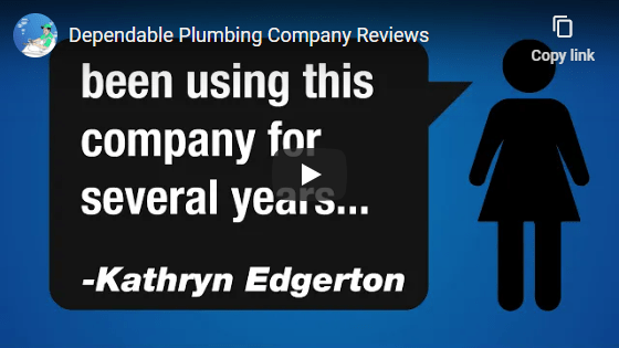Dependable plumbing video cover
