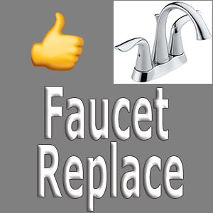 Faucet Replace