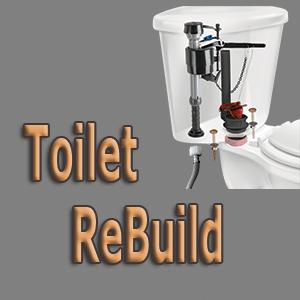 Toilet Rebuild