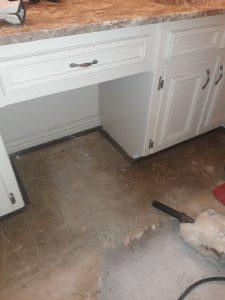slab leak Burleson Suzanne Terrace